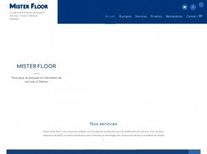 Mister Floor: le spécialiste des planchers