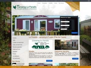 Passez des vacances familiales dans un camping VACAF Le Paradis