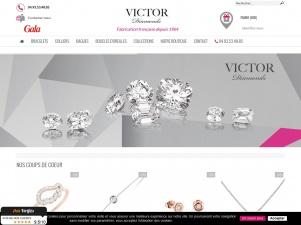 Victor Diamonds, des bijoux de haut de gamme