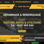 Aquitaine Remorquage, dépannage auto sur Bordeaux