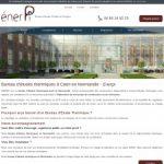 Bureau d'études thermiques à Caen