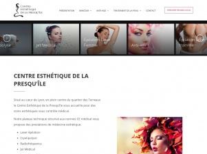 Centre Esthétique de la Presqu'île à Lyon