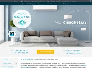 Chauffagiste, expert en climatisation à Argenteuil