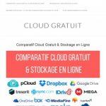 Comparatifs Cloud Gratuit et Stockage en Ligne