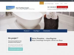 Contactez un chauffagiste à Breil-sur-Roya, La Trinité