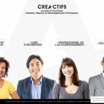 Créactifs, formation pour la création d'entreprise