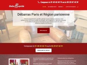 Débarapide : entreprise de débarras à Paris et dans la région parisienne