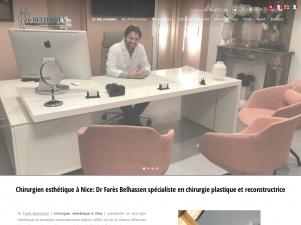 Dr Belhassen : chirurgien esthétique