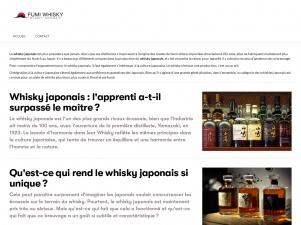 Fumi Whisky, le spécialiste du whisky japonais