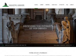 Haulotte & Associés : avocat à  Waterloo