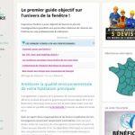 Inspecteur Fenëtre :Lle 1er guide objectif sur les fenêtres PVC, bois et aluminium