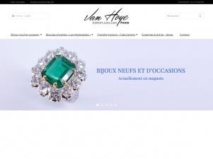 Joaillerie Van Hoye, vente et achat de bijoux et de diamants