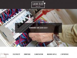 Lajus Elec – Electricien Pau, Oloron Sainte-Marie
