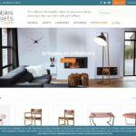Meubles et objets de design