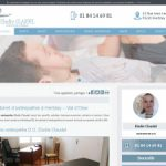 Ostéopathe à Herblay, Elodie Claudel