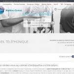 Ostéopathe à L'Isle-Adam, Mathieu Gomez