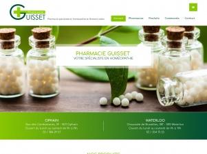 Pharmacie Guisset, homéopathie à Waterloo