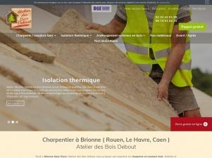 Atelier des Bois Debout: Pour l'isolation thermique, faites appel des professionnels à Brionne