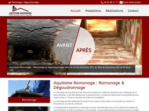 Aquitaine Ramonage – Ramonage Montauban, Fleurance, Moissac