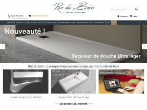Rue du Bain, créateur d'espace bain
