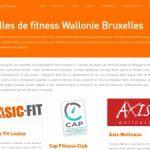 Salle de fitness : trouvez votre salle idéale dans le Brabant wallon