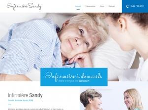 Sandy, Infirmiere à domicile à Walcourt