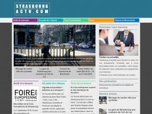 Strasbourg-Actualité: l'actu dans Strasbourg et sa région