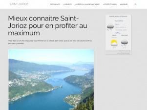 A la découverte de la ville de Saint-Jorioz