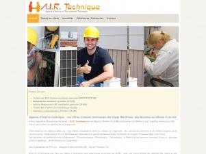 AIR Technique, Agence d'Intérim de Recrutement Technique