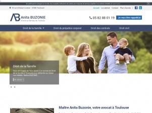 Anita Buzonie, avocat divorce à Toulouse