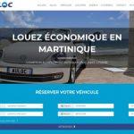 Auloc, location de voiture en Martinique