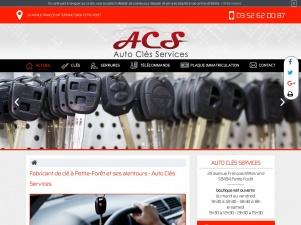 Auto Clés Services