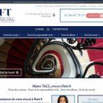 Fatou Tall, avocat en droit des contrats à Paris 8
