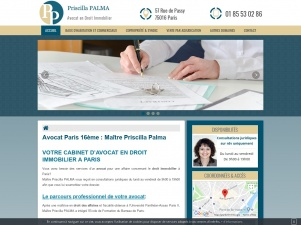 Avocat Priscilla Palma