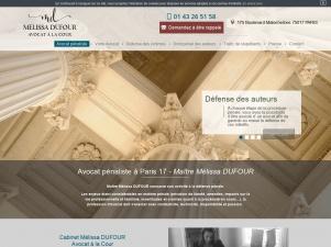 Cabinet Dufour à Paris