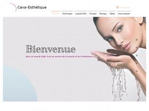 CAVA Esthétique : des appareils de beauté