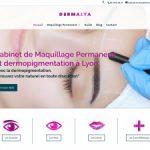 Dermalya : cabinet de maquillage permanent