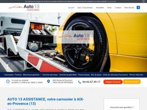 Garagiste Auto 13 Assistance Aix-en-Provence