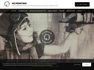 Ge Printing, votre imprimerie à Genappe