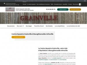 Nos pensions hippique à Bourgtheroulde-Infreville