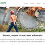 Santrac expert en réseaux secs et humides