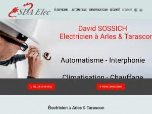 SDA Elec – électricien à Arles et Tarascon