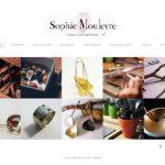 Sophie Mouleyre, créatrice de bijoux contemporains à Lyon