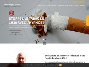 Arrêter de fumer par l'hypnose avec Dominique JOLIVET