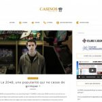 CASINOENLIGNE.TV, découvrez les meilleurs sites de jeux en ligne