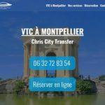 Chris City Transfer, votre chauffeur à Montpellier