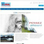 Coral SA : aspiration et dépoussiérage industriel