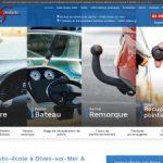 Auto-école C3M, et si vous passiez le permis bateau à Dives-sur-Mer?