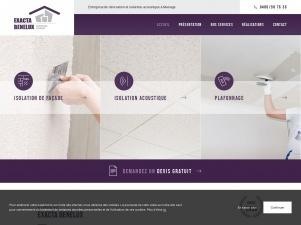 Exacta Benelux, entreprise de rénovation et d'isolation à Manage