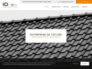 ID Construction, isolation de toitures dans le Brabant Wallon